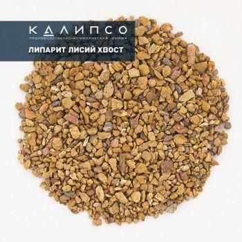 Липарит Лисий Хвост Краменная крошка фракции 1-4 мм